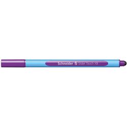 Długopis Schneider Slider Touch XB - fioletowy