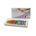Kredki pastele do tkanin Pentel - 15 kolorów
