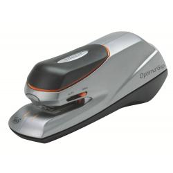Zszywacz elektryczny Rexel Optima Grip 20k - srebrno-czarny