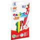 Pisaki Carioca Joy - 6 kolorów