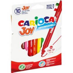 Pisaki Carioca Joy - 10 kolorów