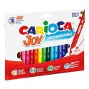 Pisaki Carioca Joy - 18 kolorów