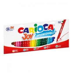 Pisaki Carioca Joy - 36 kolorów