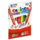 Pisaki dwustronne Carioca Birello - 10 kolorów