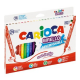 Pisaki dwustronne Carioca Birello - 24 kolory