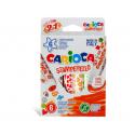 Pisaki stemple Carioca Stemperello - 6 kolorów