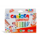 Pisaki stemple Carioca Stemperello - 12 kolorów