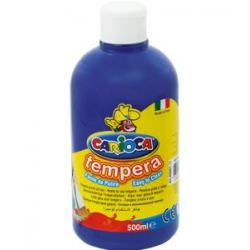 Farba Carioca Tempera 500 ml - granatowa