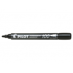 Marker permanentny Pilot SCA-100 okrągły - czarny