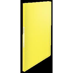 Album ofertowy z 60 koszulkami Esselte Colour'Ice PP - żółty