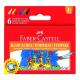 Wyprawka szkolna Faber-Castell - niebieska