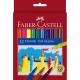 Wyprawka szkolna - Zestaw plastyczny Faber-Castell