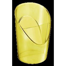 Kubek na długopisy Esselte Colour'Ice - żółty
