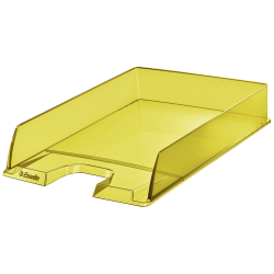 Półka na dokumenty Esselte Colour'Ice - żółta