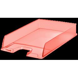 Półka na dokumenty Esselte Colour'Ice - brzoskwiniowa