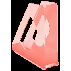 Pojemnik na dokumenty Esselte Colour'Ice - brzoskwiniowy