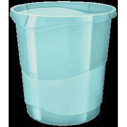 Kosz na śmieci Esselte Colour'Ice 14l - niebieski
