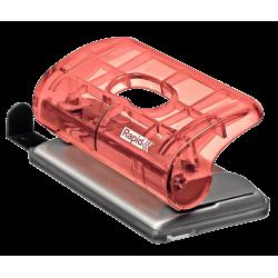 Dziurkacz mini Rapid Colour'Ice FC5 - brzoskwiniowy