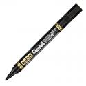 Marker permanentny Pentel N850 okrągły - czarny