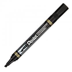 Marker permanentny Pentel N860 ścięty - czarny