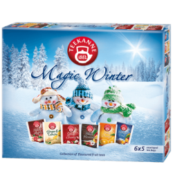 Herbata Teekanne Magic Winter Collection 6x5t