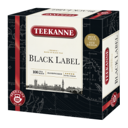 Herbata Teekanne Black Label 100t