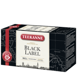 Herbata Teekanne Black Label 20t
