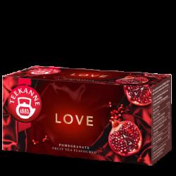 Herbata Teekanne Love 20t - granat