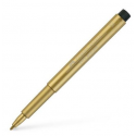 Pisak artystyczny Faber-Castell - PITT ARTIST PEN 1,5 mm  - 250 -  gold /złoty/
