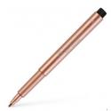 Pisak artystyczny Faber-Castell - PITT ARTIST PEN 1,5 mm - 252 - copper /miedziany/