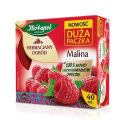 Herbata Herbapol Herbaciany Ogród Malina 40t