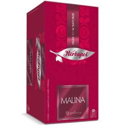 Herbata Herbapol Breakfast Malina 20t