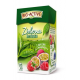 Herbata Big-Active zielona z maliną i marakują 20t