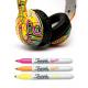 Markery permanentne Sharpie - zestaw 8 kolorów