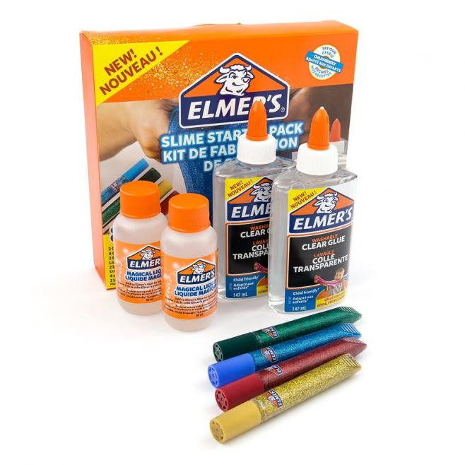 Zestaw kreatywny Elmer's Slime - pakiet startowy