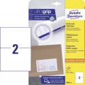 Trwałe etykiety uniwersalne A4 Avery Zweckform - 210x148mm /100 ark