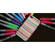 Markery permanentne Sharpie - zestaw 12 kolorów