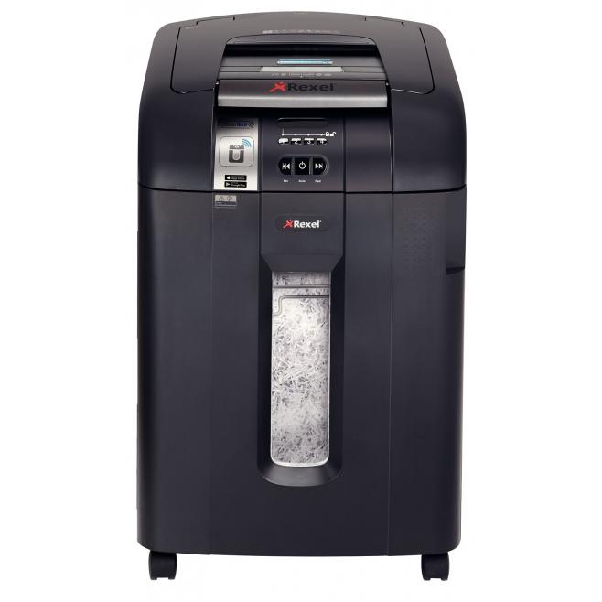 Niszczarka automatyczna Rexel Auto+ 600X Smart Tech