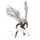 Pisaki artystyczne Faber-Castell - PITT ARTIST PEN B - Comic Shading - 4 kolory