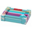 Kredki ołówkowe Faber-Castell Sparkle - 20 kolorów