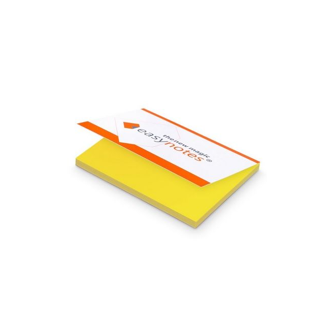 Notes elektrostatyczny EasyNotes 100x70mm - żółty