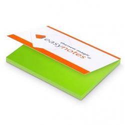 Notes elektrostatyczny EasyNotes 100x70mm - zielony