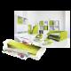 Laminator Leitz iLAM Home Office A4 zielony