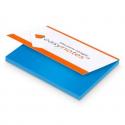 Notes elektrostatyczny EasyNotes 100x70mm - niebieski