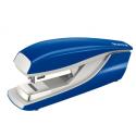 Zszywacz średni Leitz Flat Clinch - niebieski