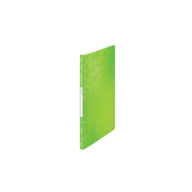 Album ofertowy 20 koszulek PP Leitz WOW - zielony
