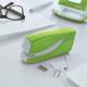Zszywacz elektryczny Leitz WOW - zielony metaliczny
