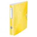 Segregator PP Leitz 180° Active WOW 65mm - żółty metaliczny