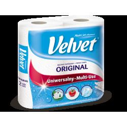 Ręcznik papierowy Velvet - 2 rolki