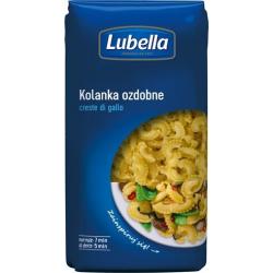 Makaron Lubella - kolanka ozdobne - 500g